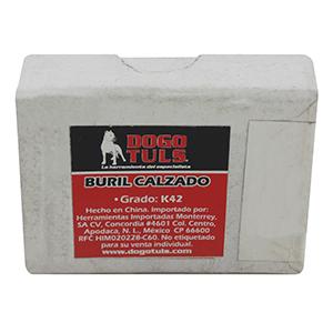 """BURIL CALZADO CUADRADO MODELO C6 - 3/8"""""""