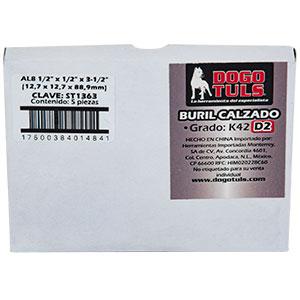 """BURIL CALZADO AL8 1/2"""" IZQUIERDO K42 D2"""
