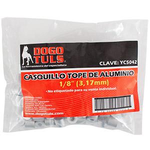 """CASQUILLO TOPE 1/8"""""""