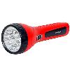 LÁMPARA RECARGABLE 11 LED 110V ABS 40 LUMENES